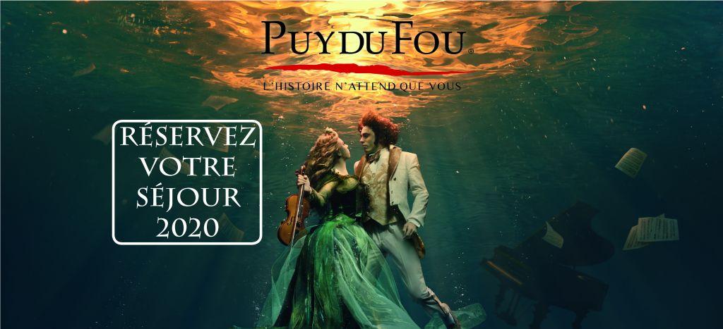 Puy du Fou 2020