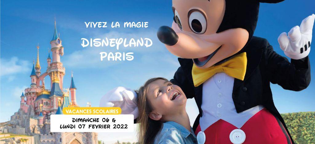 Disney 2 jours